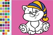Онлайн раскраски для детей | Детвора Онлайн