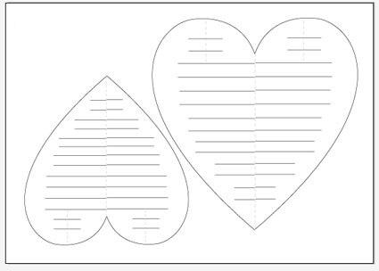 Цветы из бумаги схемы шаблоны детям