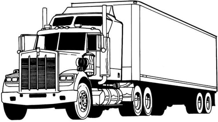 Фото с машинами грузовыми