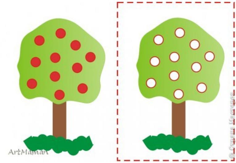 Примеры раскраски для 4 класса