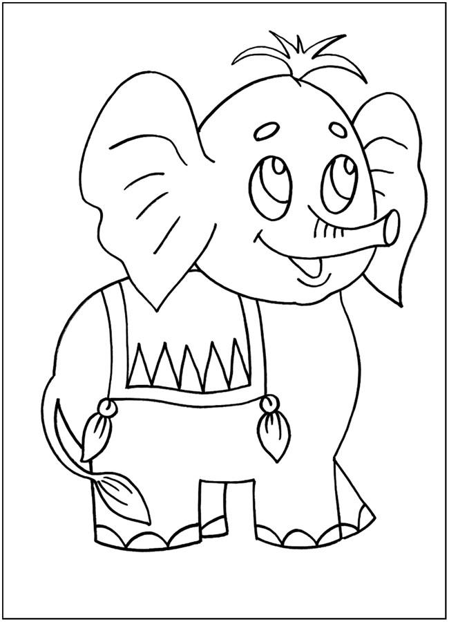 Раскраски для детей архив