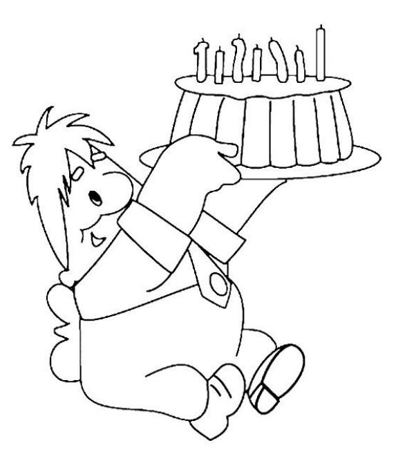 Поздравление девочке 4 годика с днем рождения в прозе