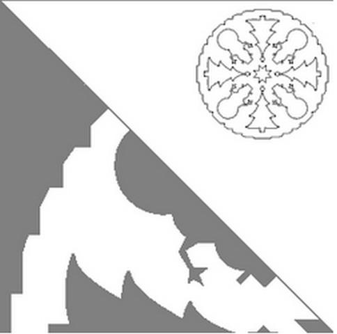 Снежинки схемы | Детвора